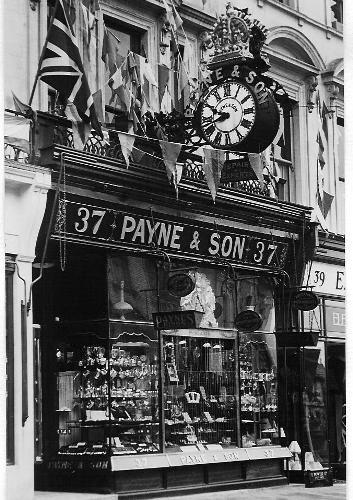 Payne and son Jewellers  Kent Jewellers Royal Tunbridge wells KENT