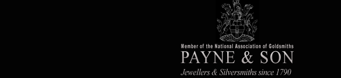 Payne and son Jewellers Royal Tunbridge Wells, Kent, England UK.